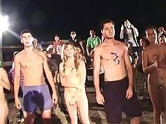 College Hook-up Olympics