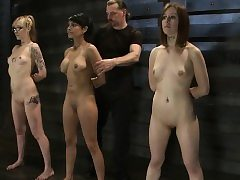 Fetish Nipples Pinched Audition