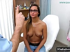Brown-haired superstar fetish with jizz shot