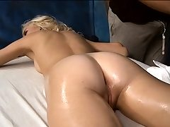 Witness these beauties get drilled rock hard by their masseuse