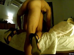 My Youthfull wife fucked and deep facehole