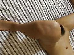 Nice Asian girl's dirty gangbang hookup