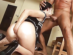 skinny honey extraordinary harsh anal invasion fisted