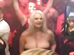 ginormous tits model chloe michelle in a party