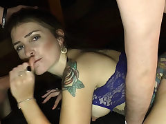 Naked sexy girls are really good in oral pleasure performing blowjobs