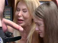 Office foot slave Both grandma and suspect were